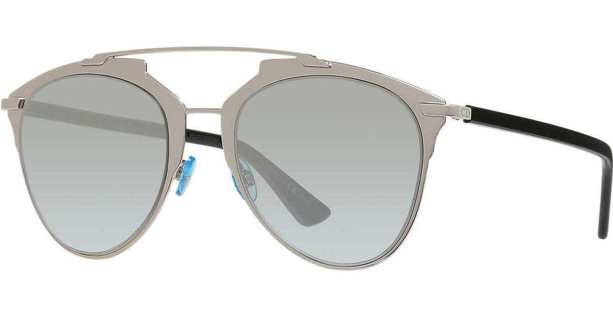 9b6b29c2b120 Dior Unisex Sunglass Reflected s 52 in Blue - Lyst