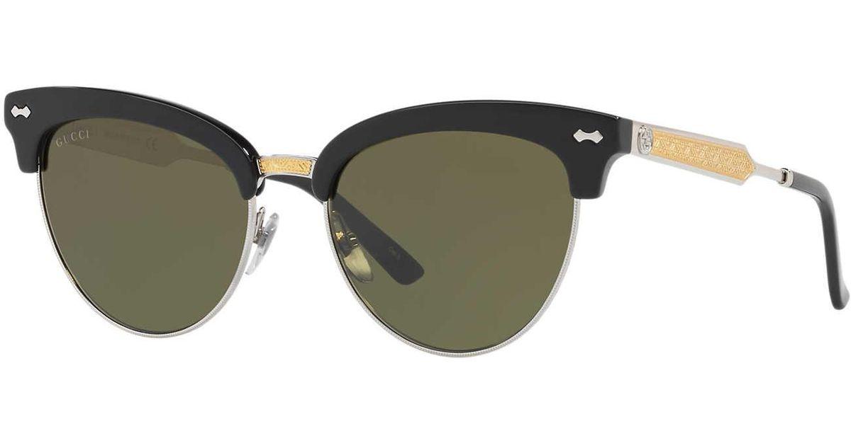 97da48749638a Gucci Gc000991 in Green - Lyst