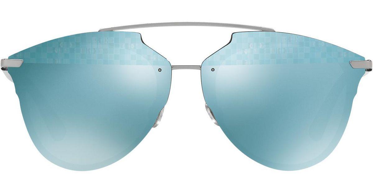 bda6f39baaa8 Dior Cd Reflected Prism in Blue - Lyst
