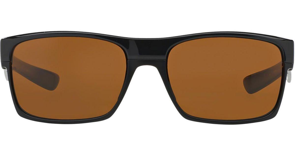 7bb666a3439 Oakley Oo9189 Twoface in Black for Men - Lyst