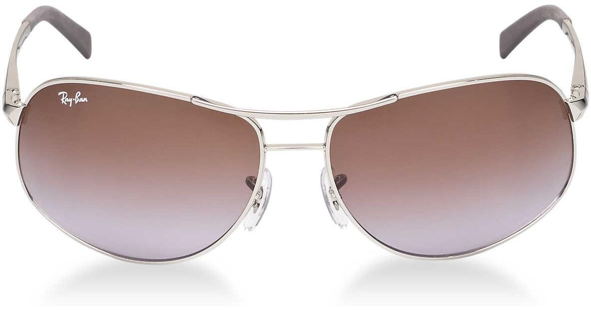 d0305f305ac Lyst - Ray-Ban Rb3387 64