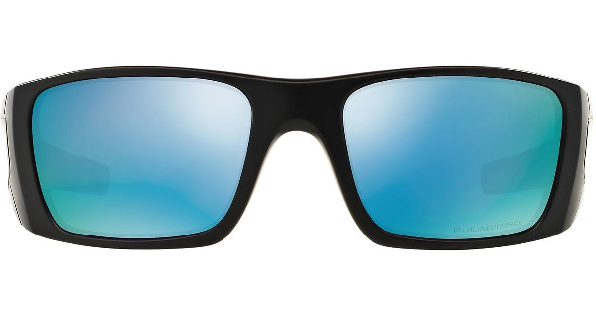 c4cc3e68db Lyst - Oakley Oo9096 Fuel Cell Prizm Deep Water in Blue for Men