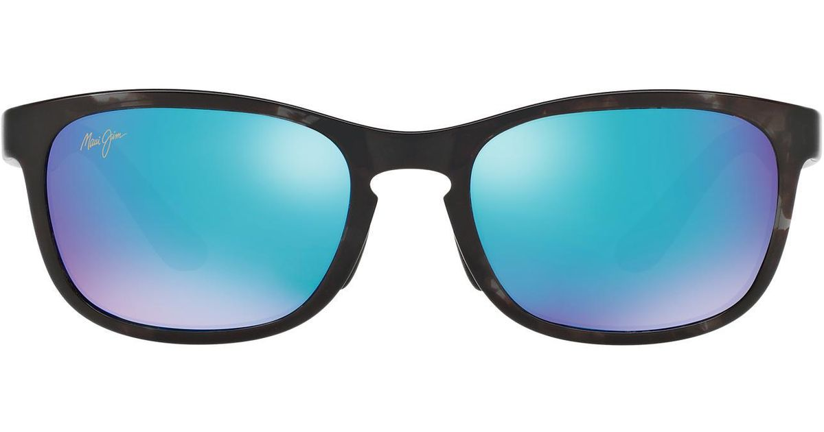 aa6149dfe58 Maui Jim 431 Front Street Only At Sunglass Hut in Blue for Men - Lyst