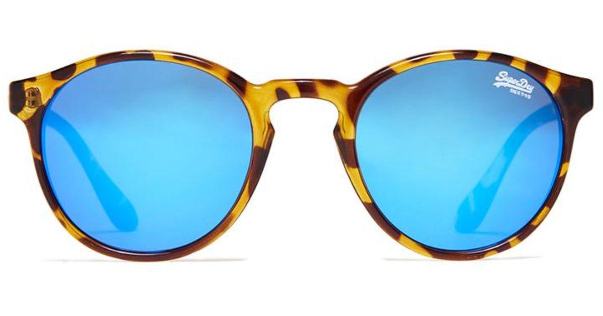2680e3fcf4e Lyst - Superdry Sdr Frieda Sunglasses in Green