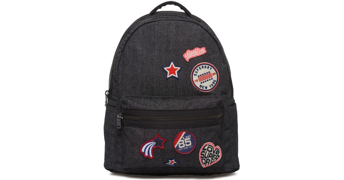 Midi Pacific Backpack Superdry nKjD2LF5
