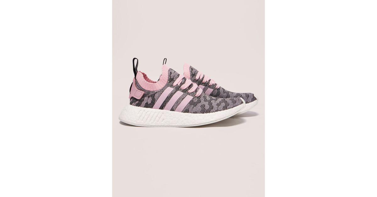 Adidas Originals - Womens Nmd R2 Women's Pink - Lyst