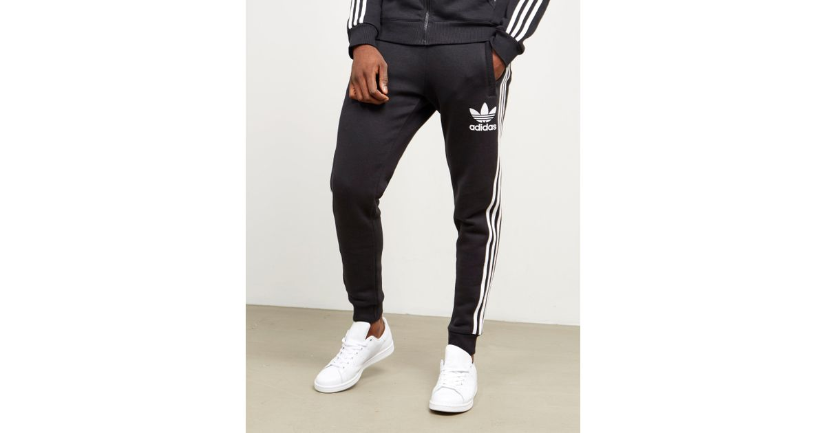 Lyst adidas Originals hombre  California esposado track pants Black