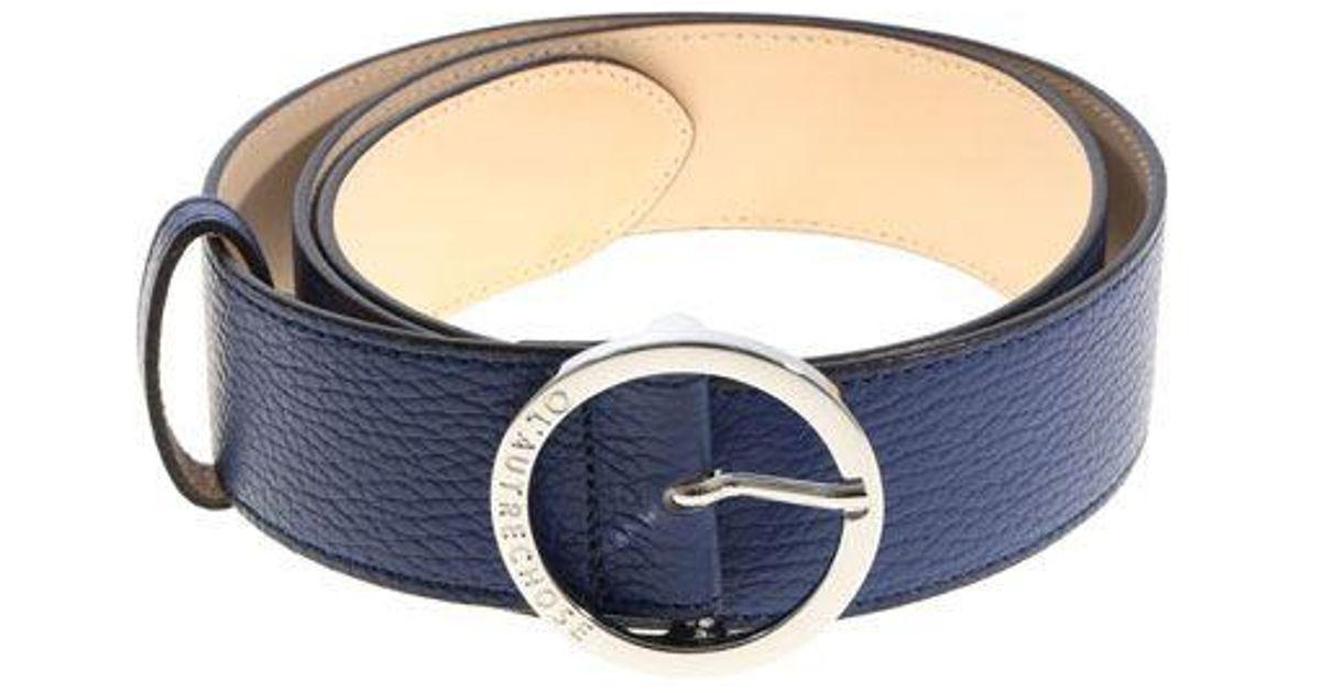 Blue Merinos belt L'autre Chose ktHGR61h7