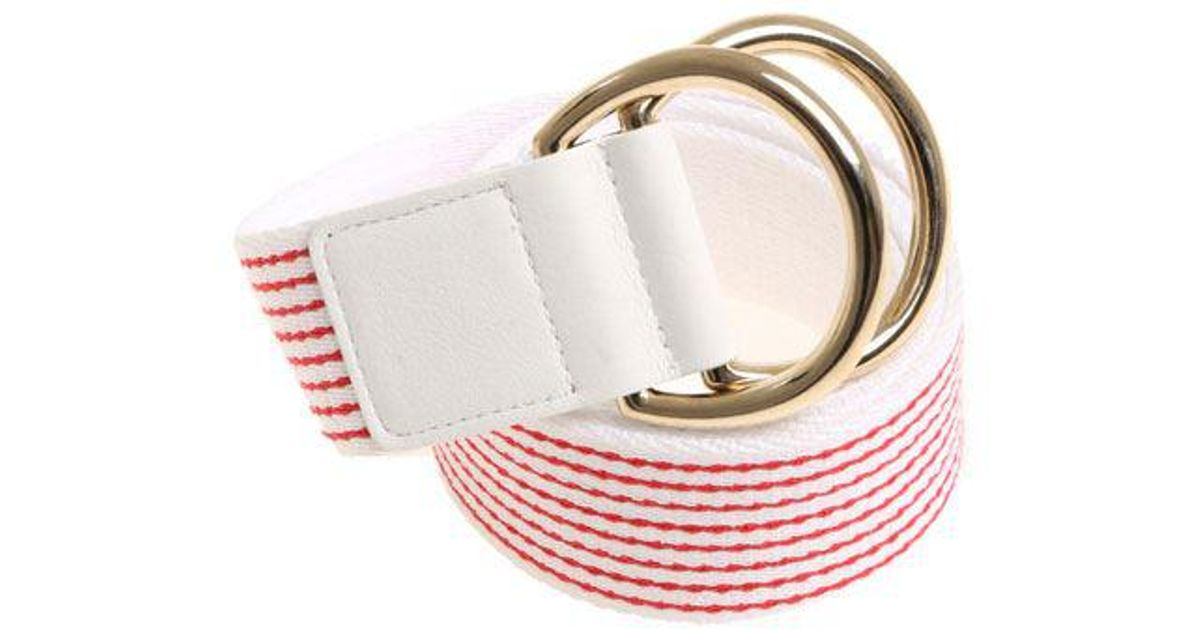 White and red striped belt Ki6? Who are you? JV1qLeEC
