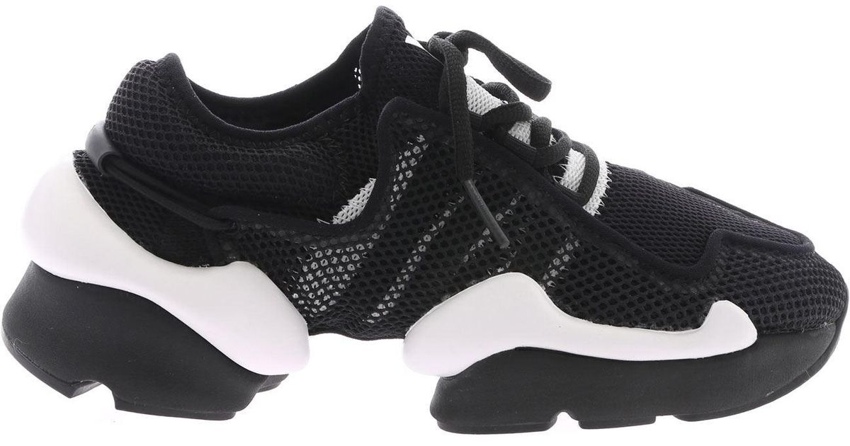 067a47420 Lyst - Y-3 Kaiwa Pod Sneakers in Black - Save 5%