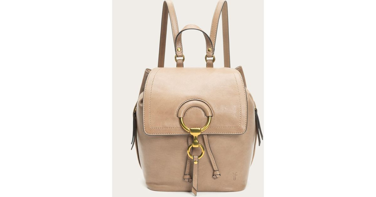 4cd5b1a102 Lyst - Frye Ilana Small Backpack