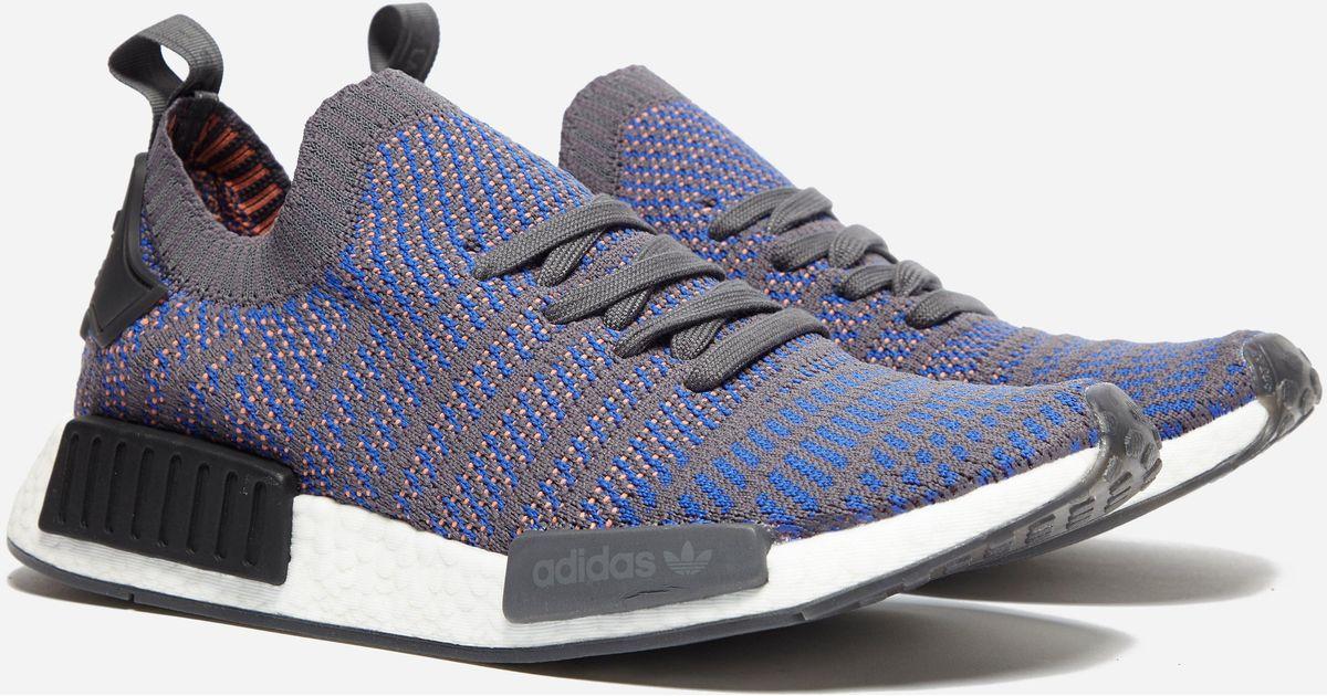 low priced 2f7da 68d20 adidas Originals Nmd R1 Stlt Pk in Blue for Men - Lyst