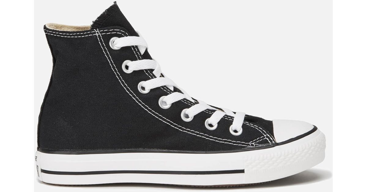 43eb926669cd Converse All Star Canvas Hi-top Trainers for Men - Lyst