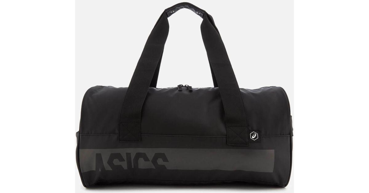 cba8e3c0f4 Lyst - Asics Training Gym Bag in Black for Men