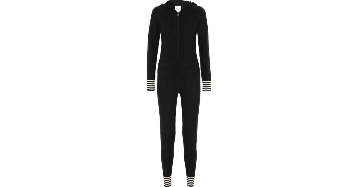 0ada24077346 Madeleine Thompson Jumpsuit in Black - Lyst