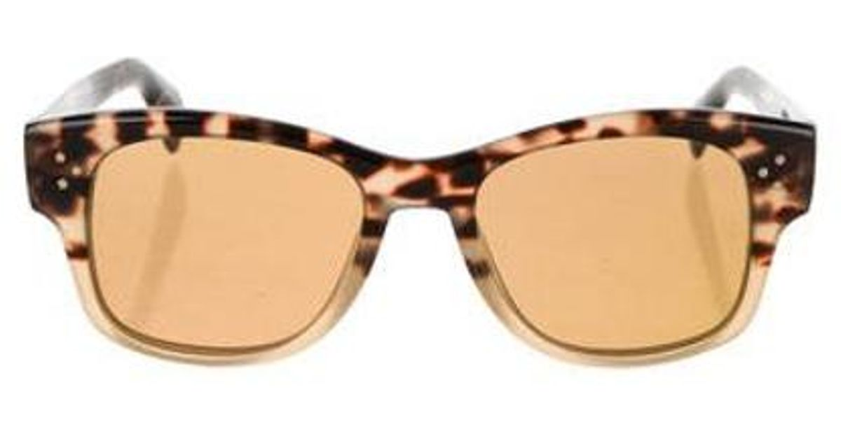 2cb929c9acfb Lyst - Oliver Peoples Jannsson Sun Tortoiseshell Sunglasses Brown in  Metallic