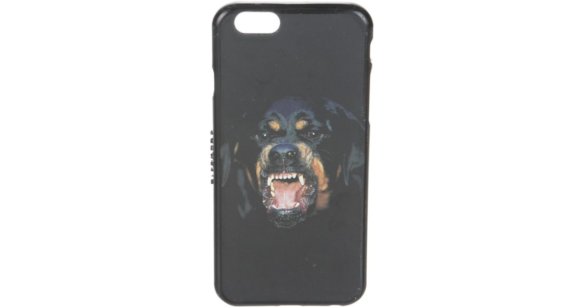 online store d9661 17566 Givenchy - Black Rottweiler Iphone 5 Case - Lyst