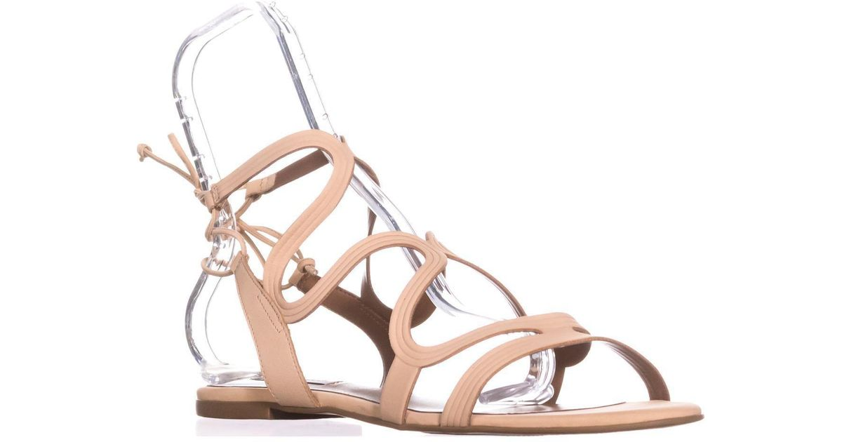 d37d67e7f0bc Steve Madden Cece Lace Up Gladiator Sandals - Lyst