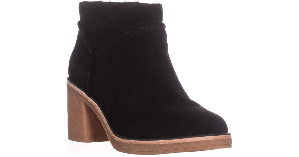 9b0a7306ce8 Ugg - Black UGG Kasen Pull On Winter Boots - Lyst