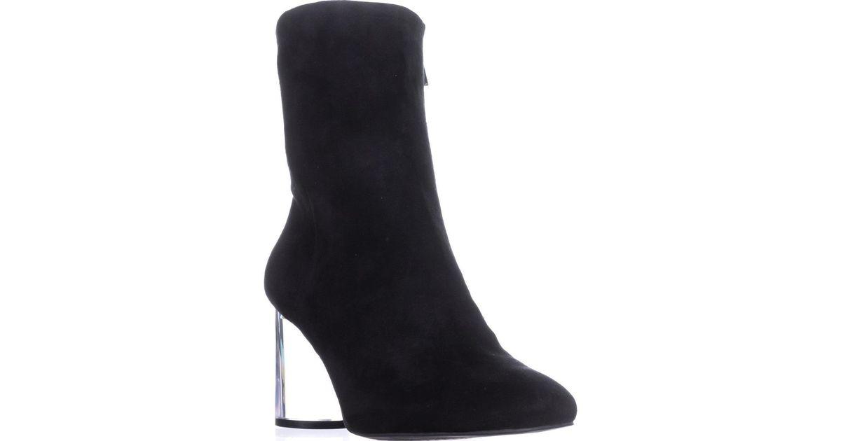 4214e4c96b5 Jessica Simpson - Black Merta2 Ankle Booties - Lyst