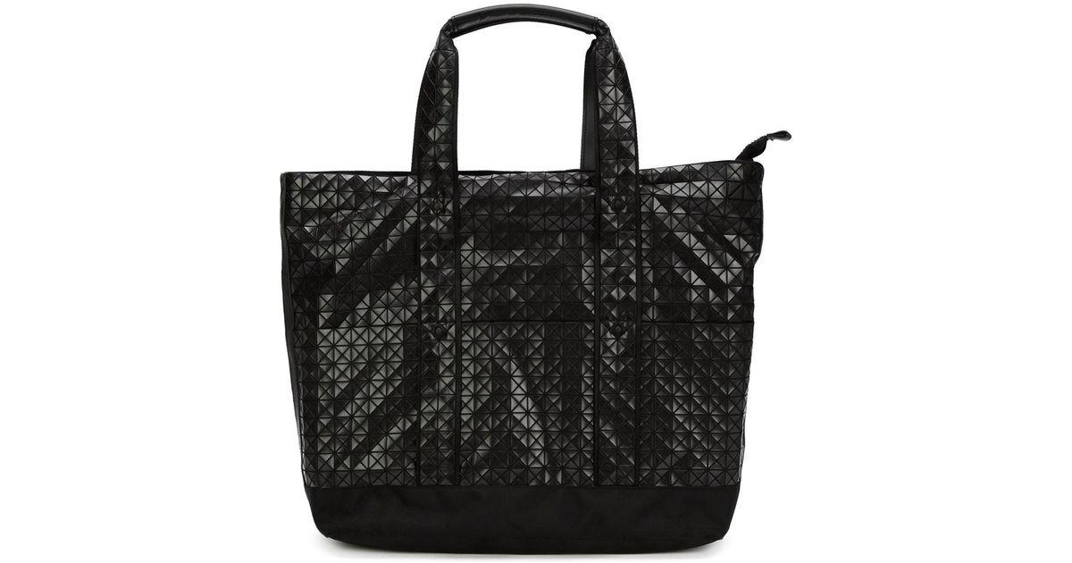 dbf018fd2566 Lyst - Bao Bao Issey Miyake Weekender Bag in Black for Men