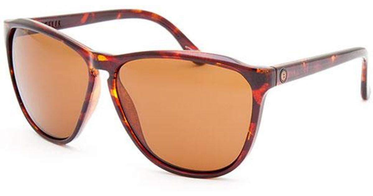 a9b31a68ba5 Lyst - Electric Encelia Sunglasses in Brown