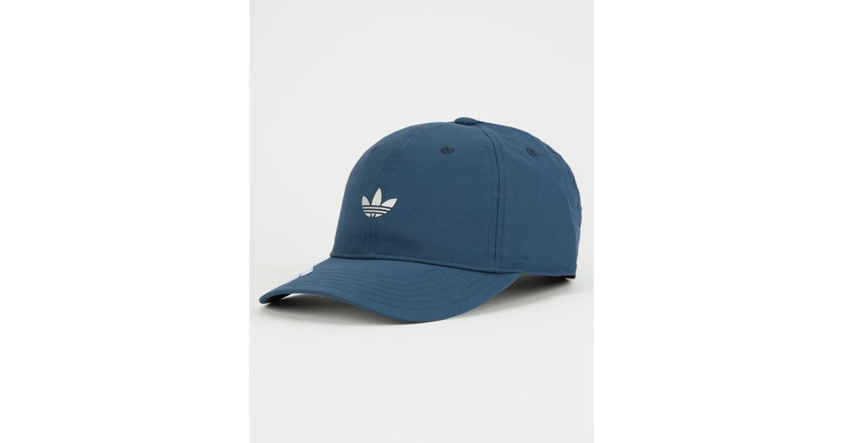 cfb6b762783 ... latest design 118c2 2a03c Lyst - Adidas Originals Relaxed Modern Ii  Navy Mens Strapback Hat in ...