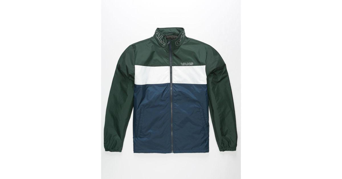 03e8654bd5b Lyst - Vans Starboard Mens Jacket in Blue for Men