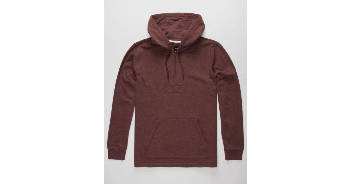 70d84a604 burgundy vans hoodie | ventes flash