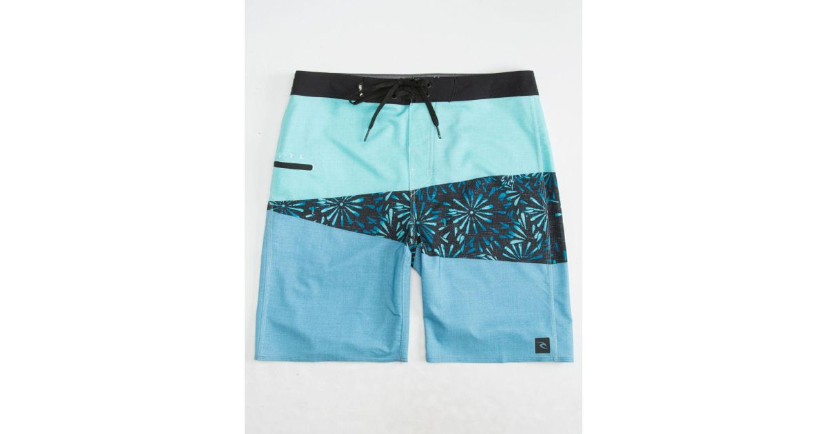 850651bce605 Rip Curl Mirage Wedge Mens Boardshorts in Blue for Men - Lyst