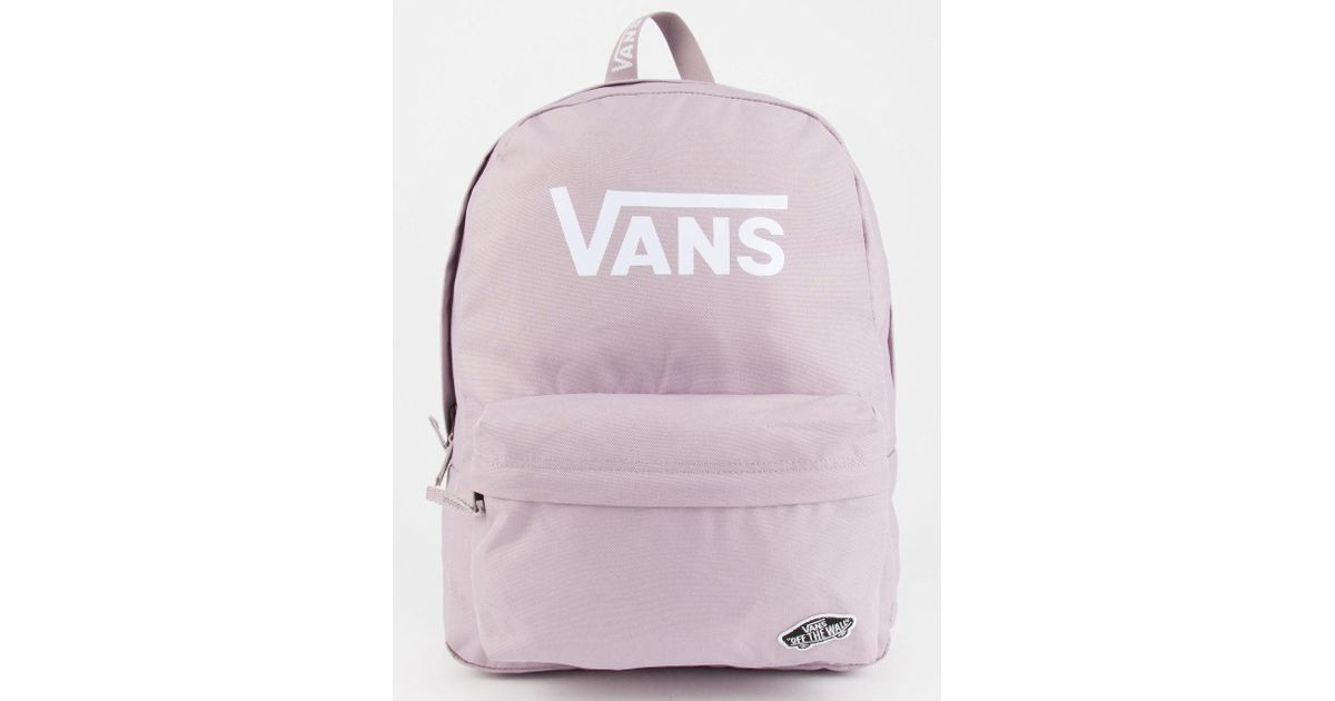 5235c06c09 Vans Sporty Realm Backpack in Purple - Lyst