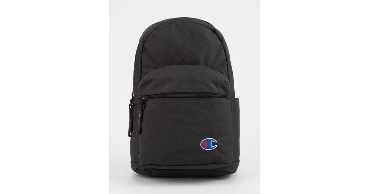 28498f024fa8 Lyst - Champion Supercize Crossover Mini Backpack in Black for Men