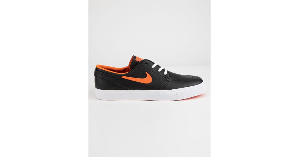 new product 39d2c dbfb6 Nike X Nba Zoom Stefan Janoski Mens Shoes in Black for Men - Lyst