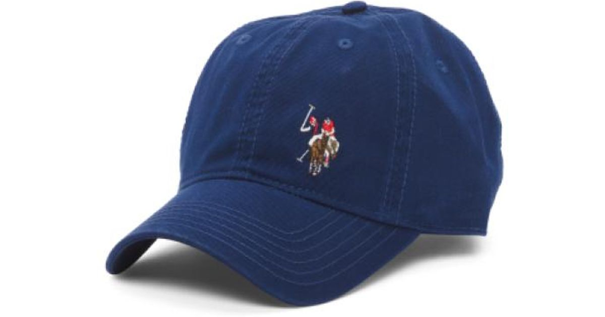 a34e1c87c Lyst - Tj Maxx Color Horse Adjustable Cap in Blue for Men