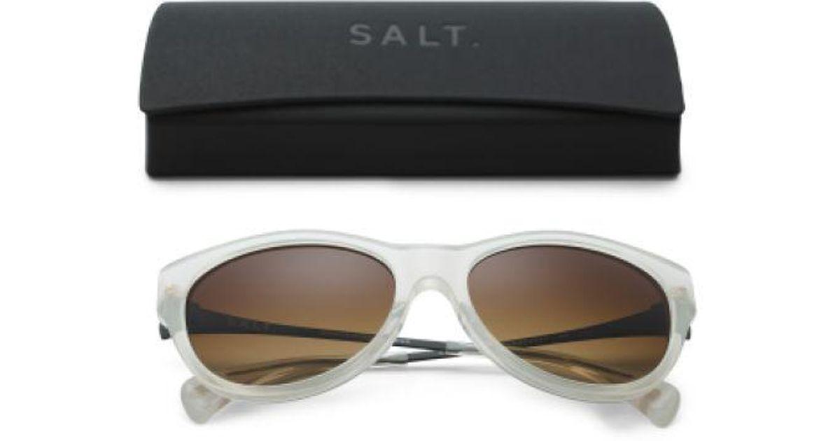 24ca3cfaa38 Lyst - Tj Maxx Made In Japan Blanchett Polarized Sunglasses