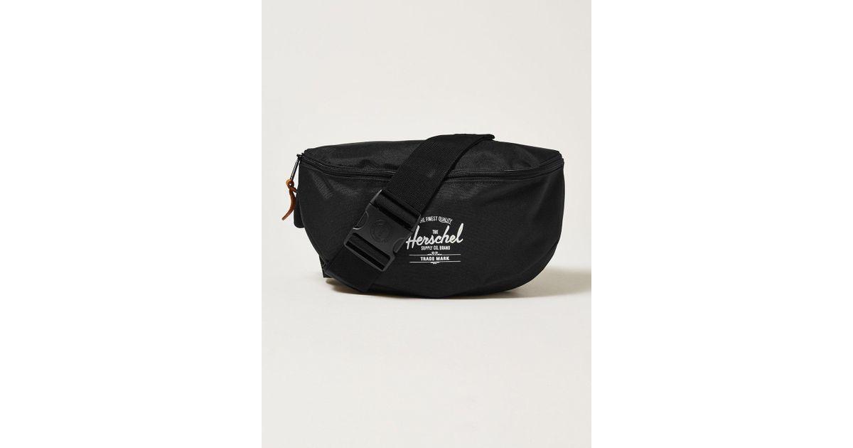 5c164b22eb Lyst - Herschel Supply Co.  16  Cross Body Bag in Black for Men