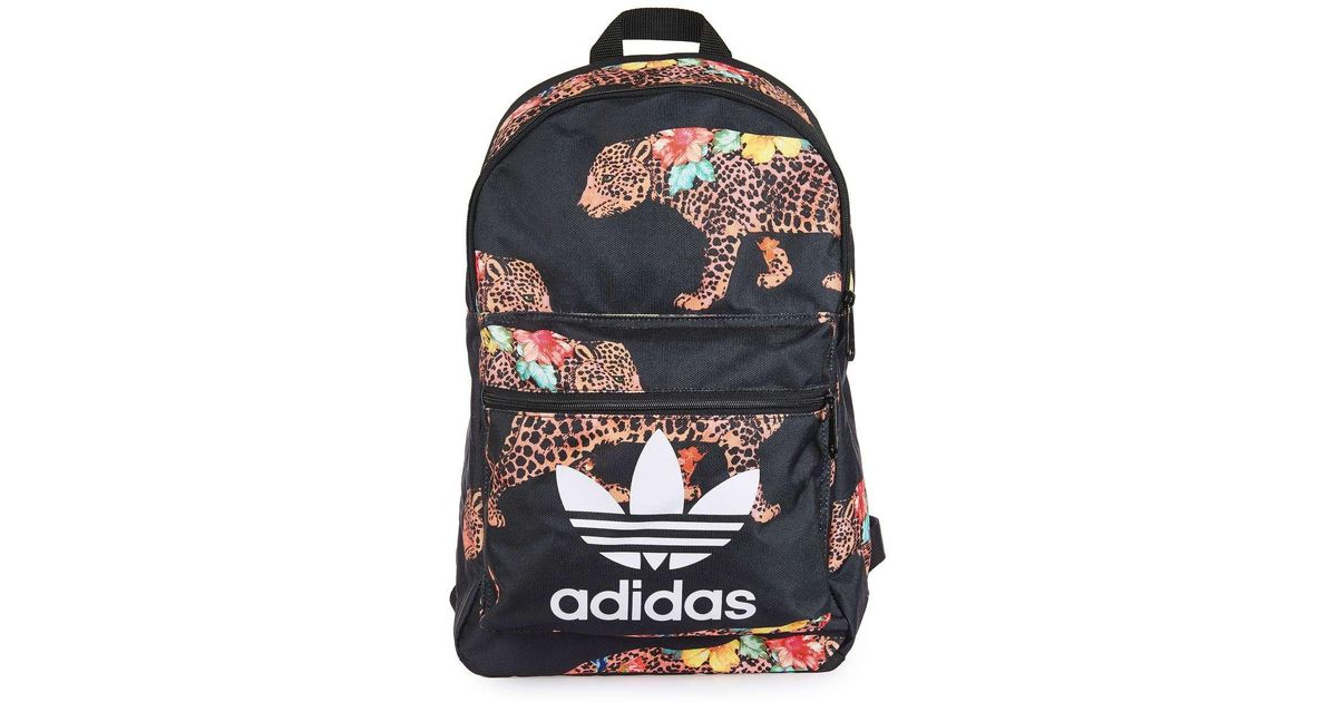 55a93a0ff3 TOPSHOP - Multicolor Oncada Backpack By Adidas Originals - Lyst