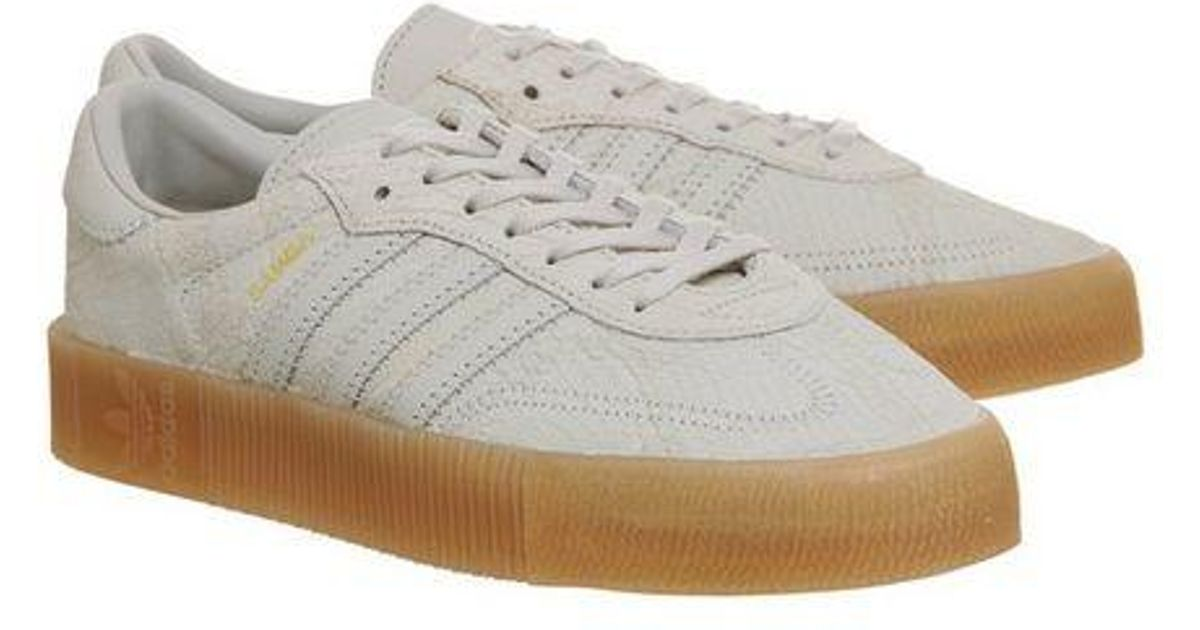 adidas Samba Rose Trainers By Office in White - Lyst b07f2ad0e
