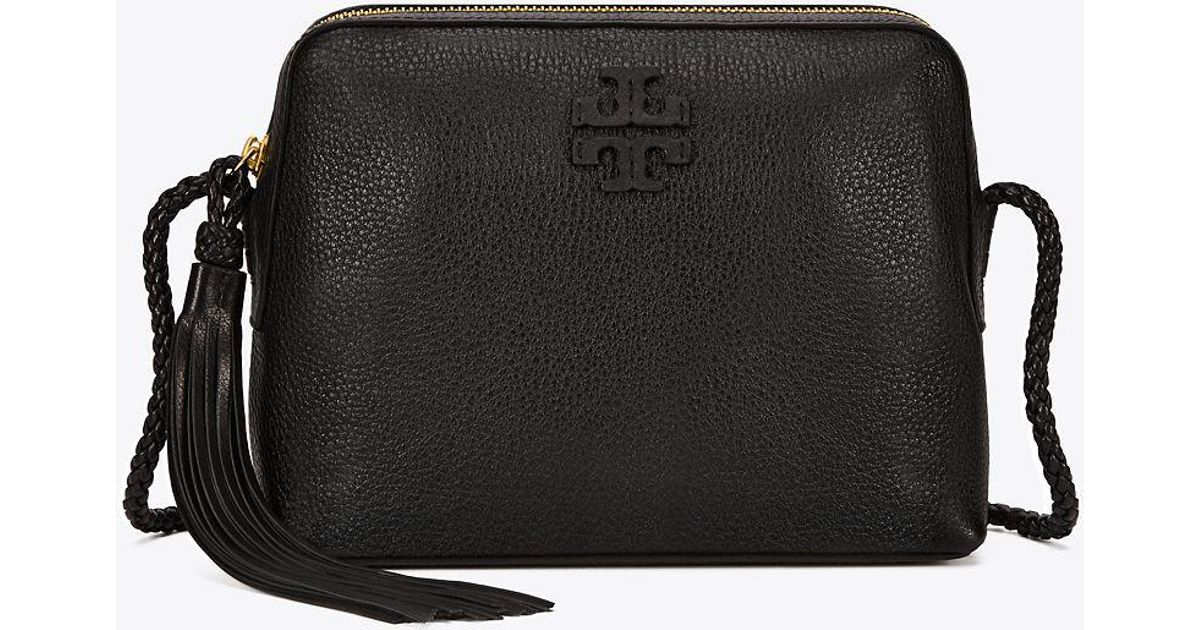 e48672f291c Lyst - Tory Burch Taylor Camera Bag in Black