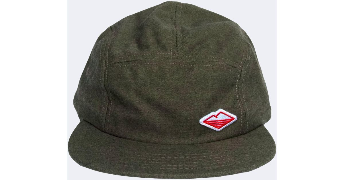 Lyst - Battenwear Travel Cap in Green for Men 63c51d4b7d1e