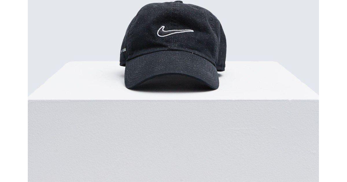 4d5f561bb66b17 1017 ALYX 9SM Nike Essential Golf Cap in Black - Lyst