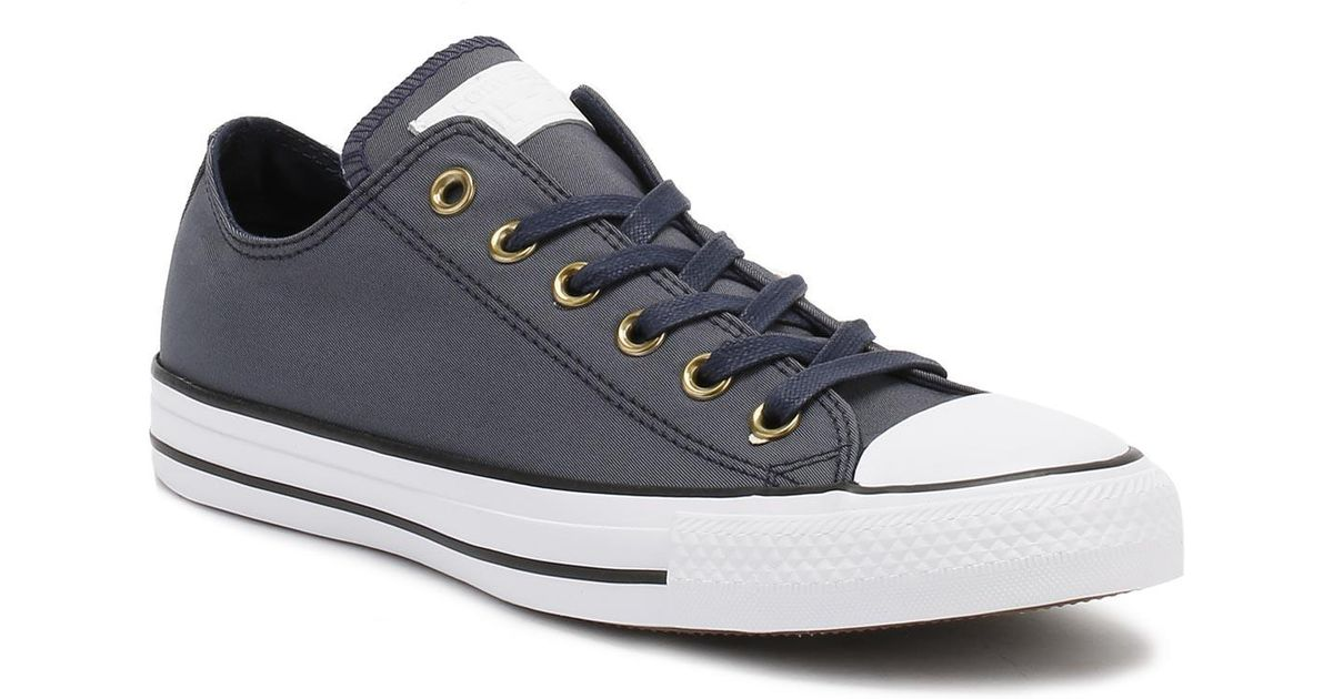 Converse All Ox Star Chuck Taylor Hombre Ox All Obsidian/Blanco/Negro Trainers c43bd4