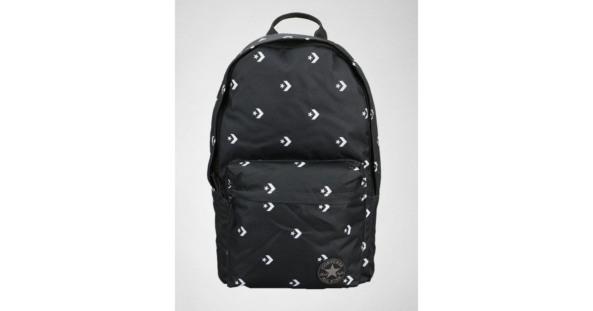 3bec5b0e9f30 ... Converse Edc Backpack Bags in Black for Men - Lyst half off 635a9 a26c9  ...