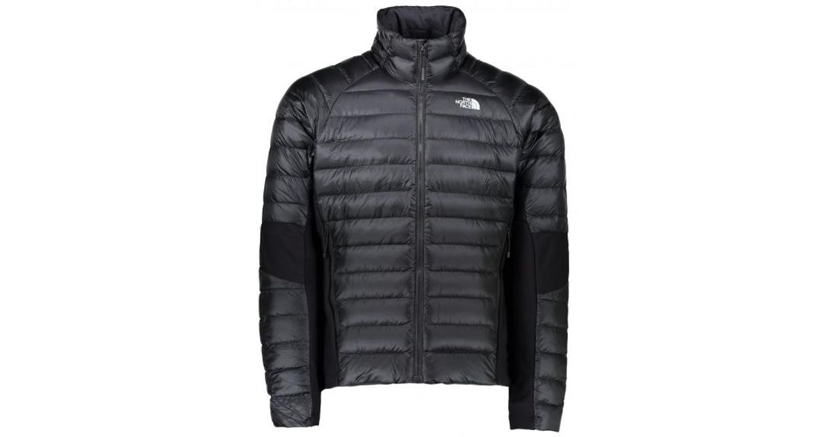 4ebb385fbac9 Lyst - The North Face Crimp Hybrid Jacket in Gray for Men