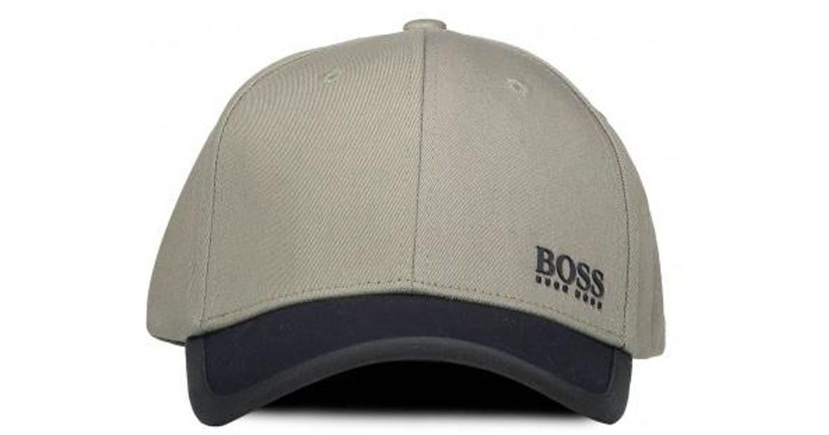 beef4d4e7b1 BOSS Cap 15 for Men - Lyst