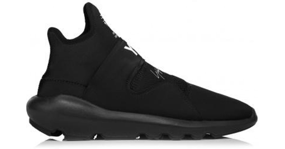 Y-3 Y3   Adidas in Black for Men - Lyst ec5981de5093