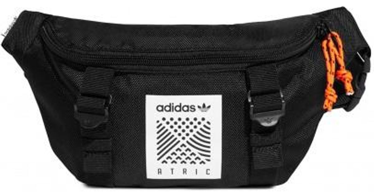 486446c51698 adidas Originals Atric Waistbag in Black for Men - Lyst