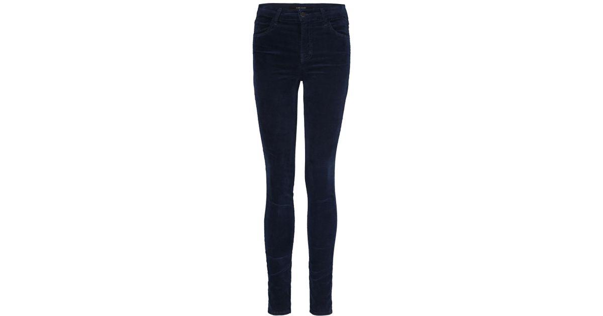 bc3f8bffbf19 J Brand Maria Skinny Jean In Phased Photo Ready Hd in Blue - Lyst