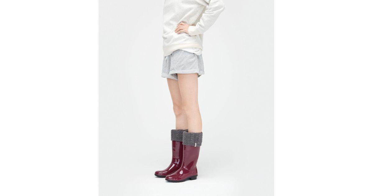 8b50fa14856 Womens Tall Rain Boot Socks - Image Sock and Collections ...