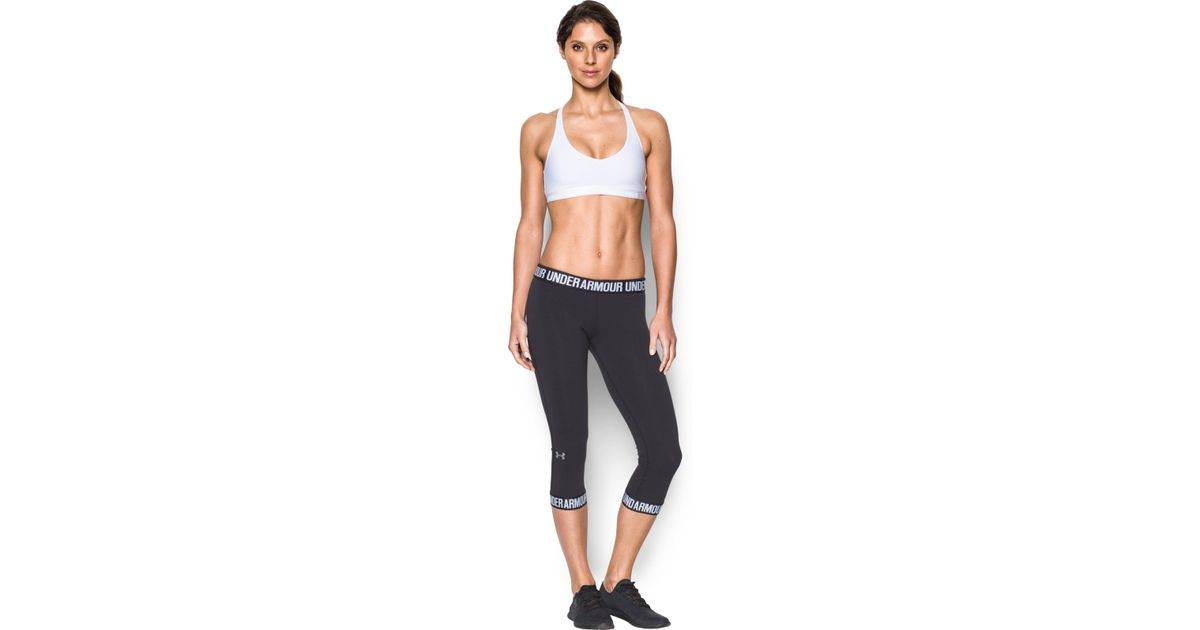 Lyst - Under Armour Women s Armour® Low Bra cb26ad150d